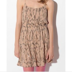 Urban outfitters Staring at Stars Sequin Dress L
